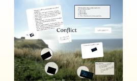 Copy of Conflict in Literature