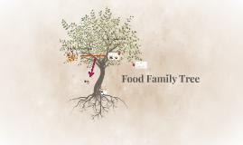 Food family tree