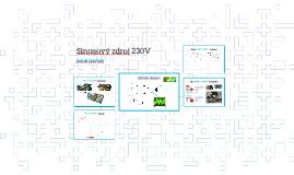 Sinusový zdroj 230V