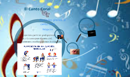 EDUCACIÓN VOCAL PARA EL CANTO CORAL - Ejercicios previos al canto.