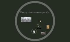 Croce y el arte como expresión