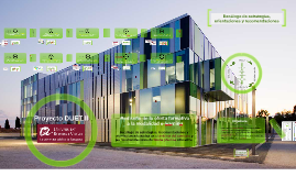 Proyecto DUET II, rediseño de la oferta formativa presencial en la Universitat Rovira i Virgili