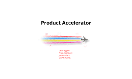 Product Accelerator