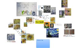 Texture: Van Gogh: Sunflowers