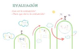 Copy of Evaluación