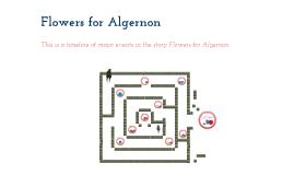 Flowers For Algernon Timline By Sarah Arnett On Prezi