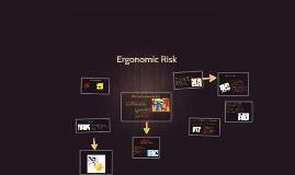 Ergonomic Risk