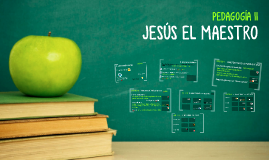 JESÚS EL MAESTRO