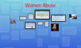 Woman Abuse