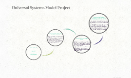 Universal Systems Model Project