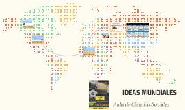 IDEAS MUNDIALES