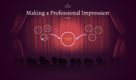 Copy of Making a Professional Impression