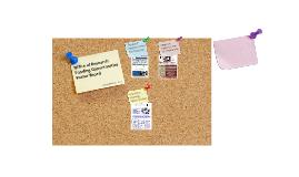 Office of Research Bulletin Board