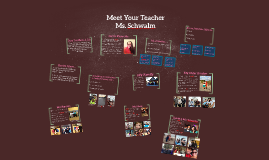 Meet Your Teacher Ms. Schwalm