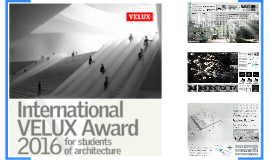 Velux International Award