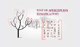 Copy of TEST DE APERCEPCION TEMATICA (TAT)