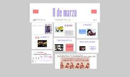 Copy of 8 de marzo