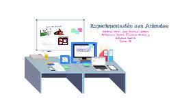 Copy of Experimentación con Animales 2.0