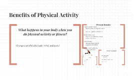 What happens to your body when you do physical activity or f