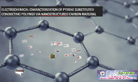 ELECTROCHEMICAL CHARACTERIZATION OF PYRENE SUBSTITUTED CONDU