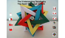 The 5 Interlocked Tetrahedra