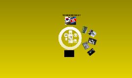 Copy of Korean War 1950 - 1953