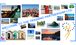 Who is the Training Partnership Ltd?