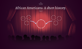 African Americans: A short history.
