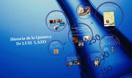 Copy of Historia de la Quimica