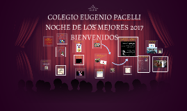 NOCHE DE LOS MEJORES 2017