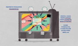PROYECTO EDUCATIVO TRANSMEDIA TV