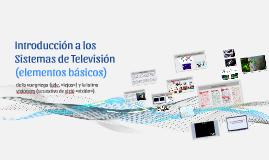 Sistemas de Televisión