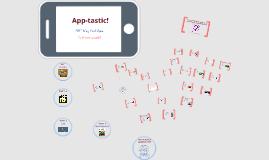 SACRS 17 App-tastic