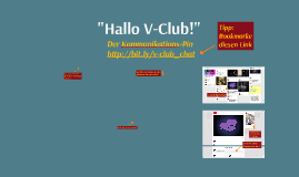 "4.Aktion: ""Hallo V-Club!"""