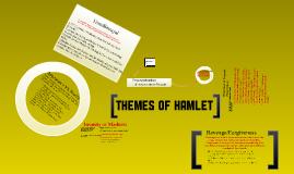 The Many Themes of Hamlet