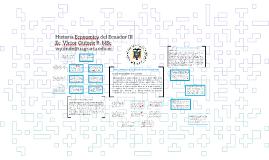 Historia Economica del Ecuador III