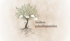 Análisis psicodiagnóstico
