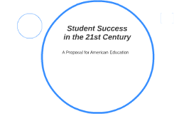 Student Success in the 21st Century