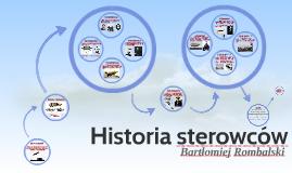 Historia sterowców