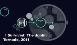 I Survived: The Joplin Tornado, 2011