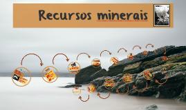 ROCHAS E MINERAIS