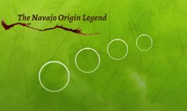 from the navajo origin legend