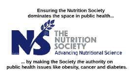 Putting the Nutrition Society on the Global Map