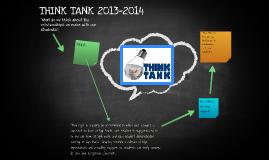THINK TANK 2013-2014