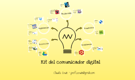 Kit del comunicador digital