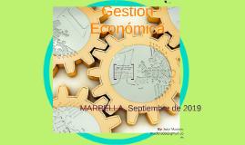 Gestión Económica curso Marbella