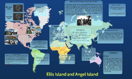 Copy of Ellis Island and Angel Island