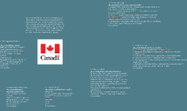 Copy of Canada Project
