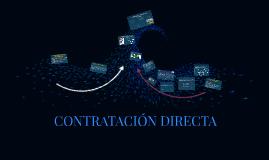 Copy of Contratación directa