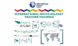 International House Belfast Teacher Training
